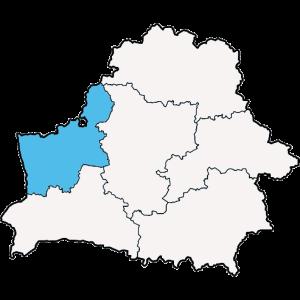 Mapy województwa Grodzieńskiego