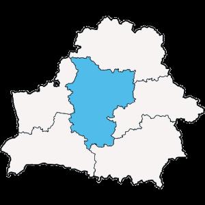 Mapy województwa Mińskiego